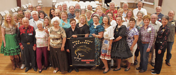 Gold Dust Dancers Club picture