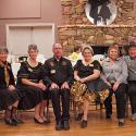 Anne Grandy, Kay & Gary Marshall, Carole & Bob Blandy